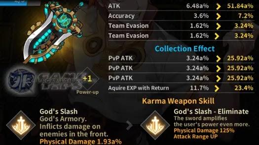 Lucid Adventure: Idle RPG - Drip Soup Karma Weapon 2