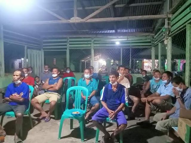 Hendrikus Hengki : Masyarakat mengusulkan pembangunan jalan ke Dusun Entabai sepanjang 800 meter
