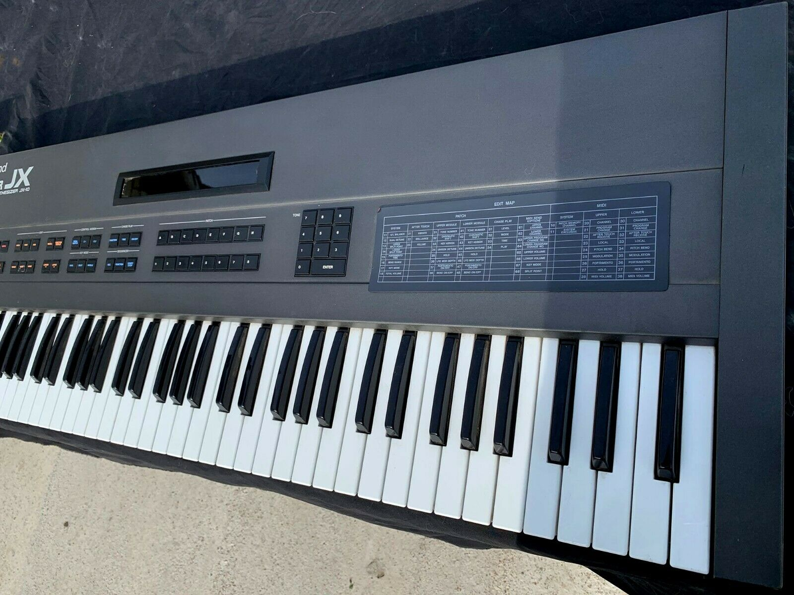 MATRIXSYNTH: Roland JX-10 'Super JX' Analogue Synth w/ Sound Library