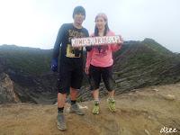 Pendakian Gunung Ciremai via Palutungan (Pendakian dadakan yang bikin nyesek jempol kaki)