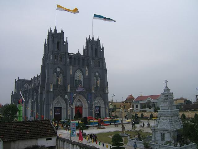 Vương Cung Thánh Đường Phú Nhai