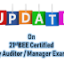 BEE Exam 2021 - Certified Energy Auditor Exam | Energy Manager Exam