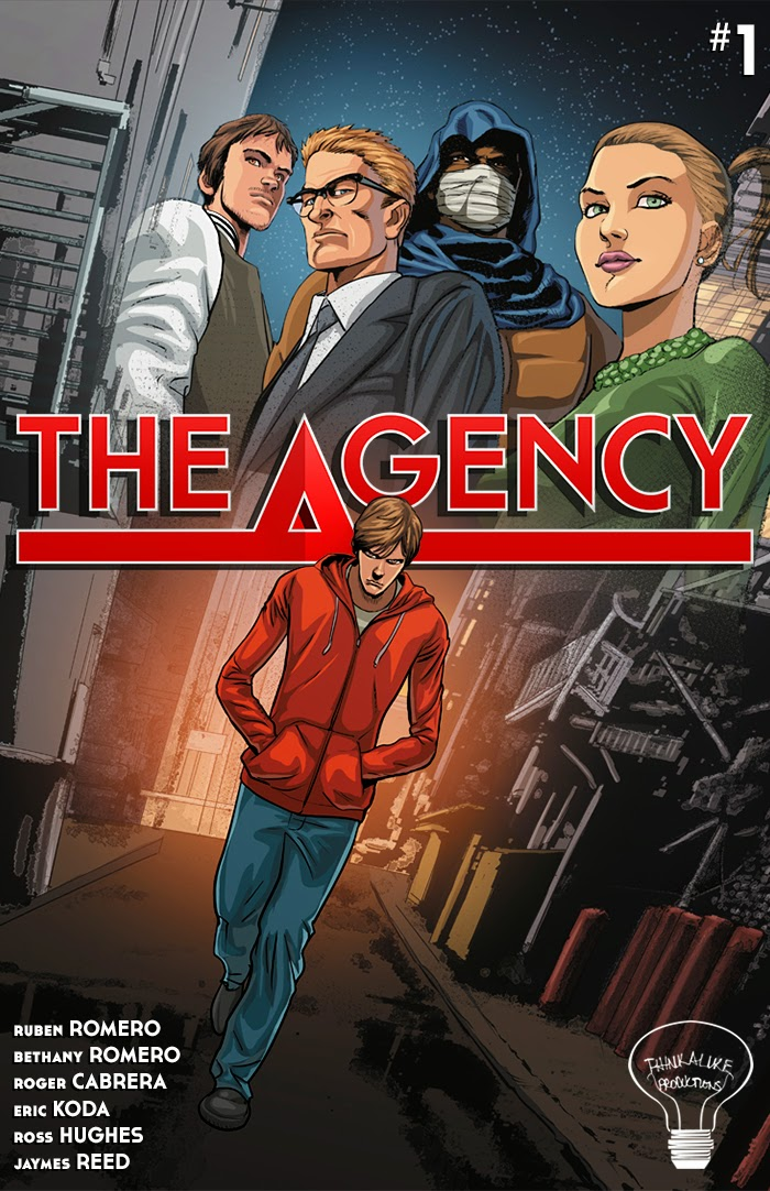 The Agency by Think Alike Productions