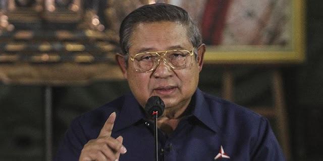 Demokrat: SBY Manusia Biasa Yang Bisa Bereaksi Kalau Terus Dituduh Dalangi Gerakan Rakyat