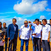 Perjuangkan Aspirasi Kepri, Ketua DPD Tinjau Titik Lokasi Jembatan Batam-Bintan