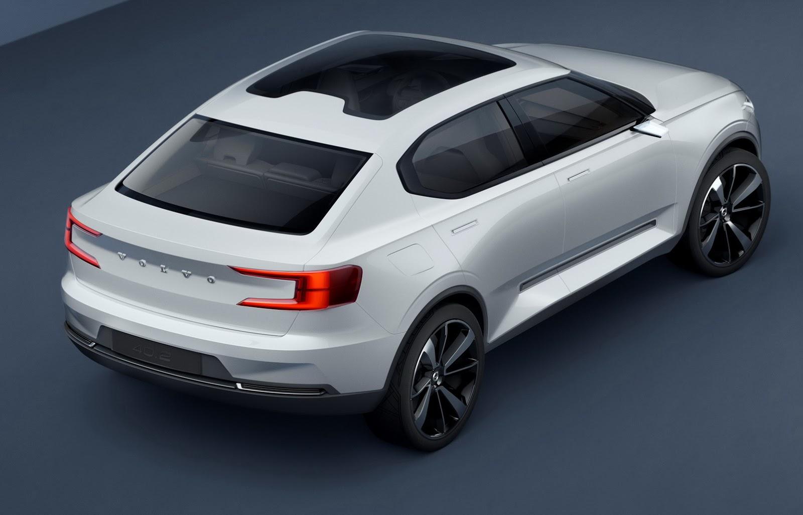 yeni volvo s40 ve xc40 konseptleri tanıtıldı - sekiz silindir
