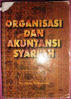 Jual Buku Organisasi dan Akuntansi Syariah