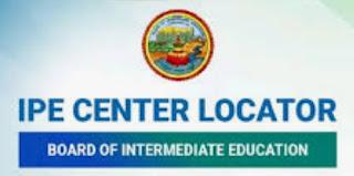 Intermediate Public Examination Center Locator