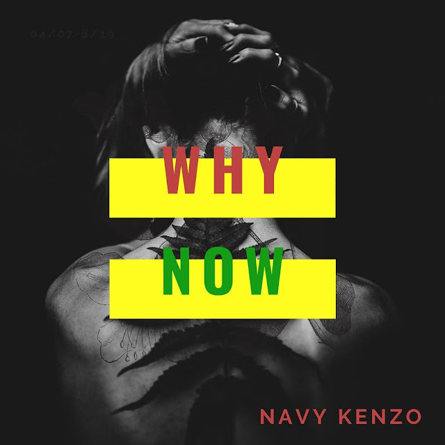 Why Now Cover