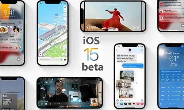Comment installer la version d'essai d'iOS 15 sur iPhone?
