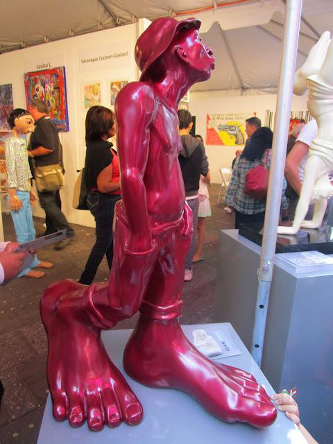 Работа скульптора Идан Зарески(Idan Zareski)