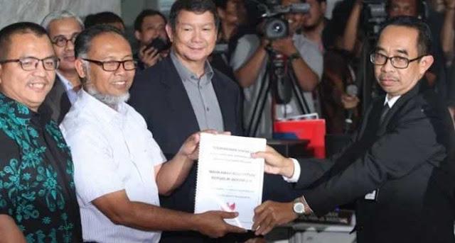 Tim Hukum Prabowo – Sandi Jadikan Pernyataan SBY sebagai Bukti Gugatan MK
