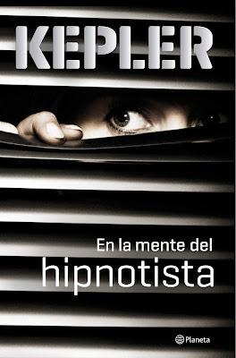 En la mente del hipnotista - Lars Kepler (2016)