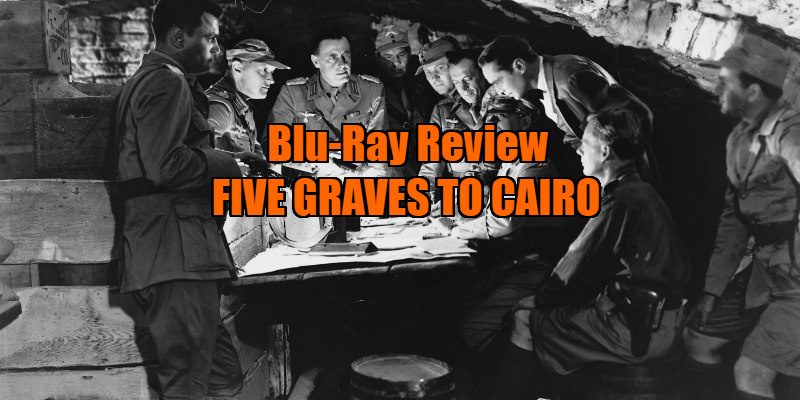 five graves to cairo review