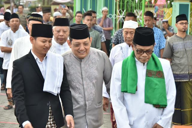 Gus Ipin: Hakikat Qurban Adalah Berbagi dengan Sesama
