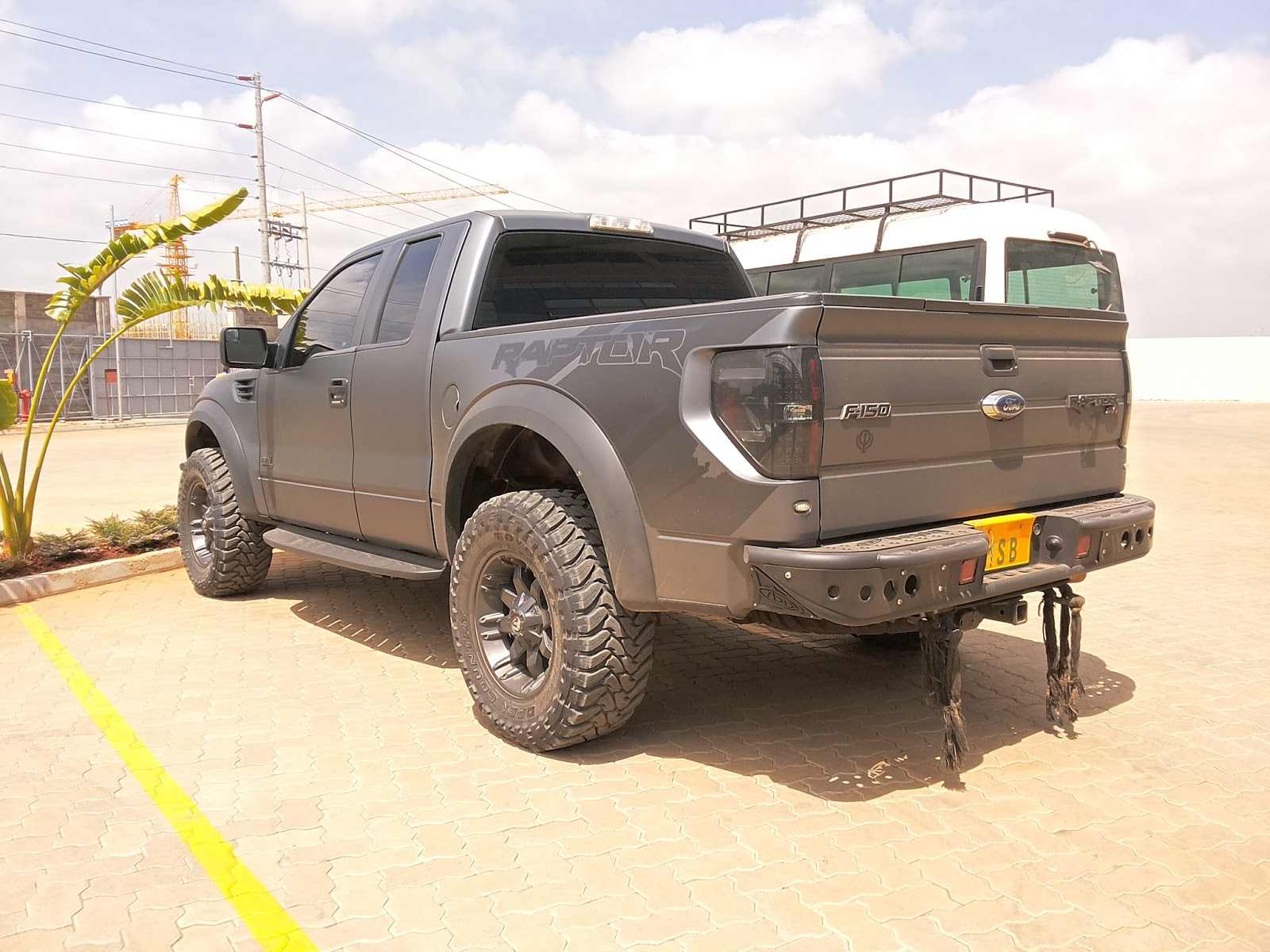 What Is This This Ford F The Svt Raptor Is A High Performance Version Of Fords Venerable F  Pickup Truck That Is One Of The Most Unique And Capable