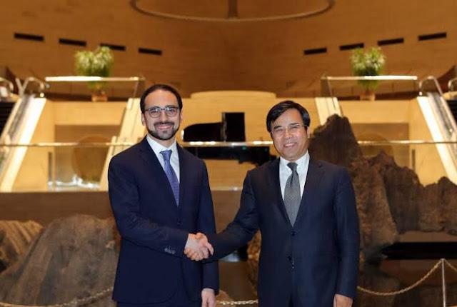 Armenia firma memorando con el Banco de China