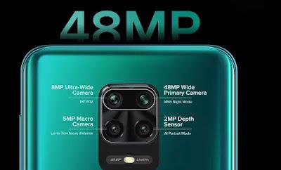 Redmi Note 9 Pro Cameras
