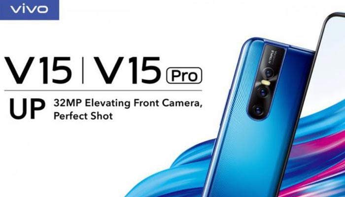 Sudah Mulai Pre-order, Ini Beda Vivo V15 Pro dengan V15