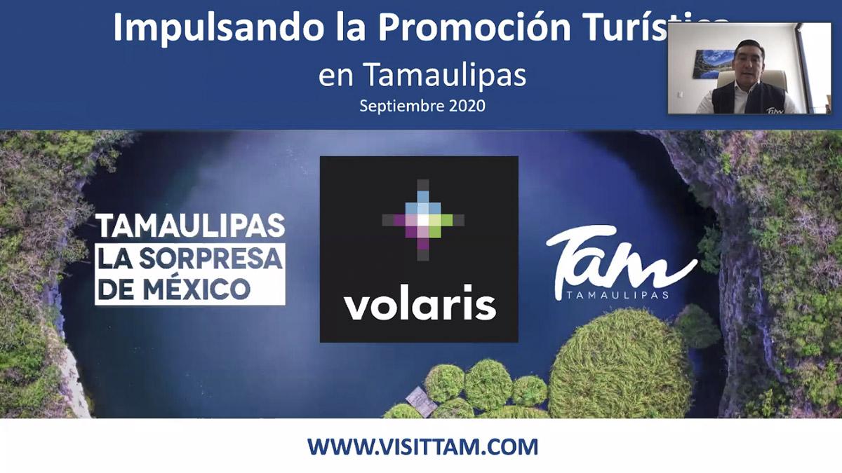 VOLARIS CONECTIVIDAD TAMAULIPAS CDMX TAMPICO 03