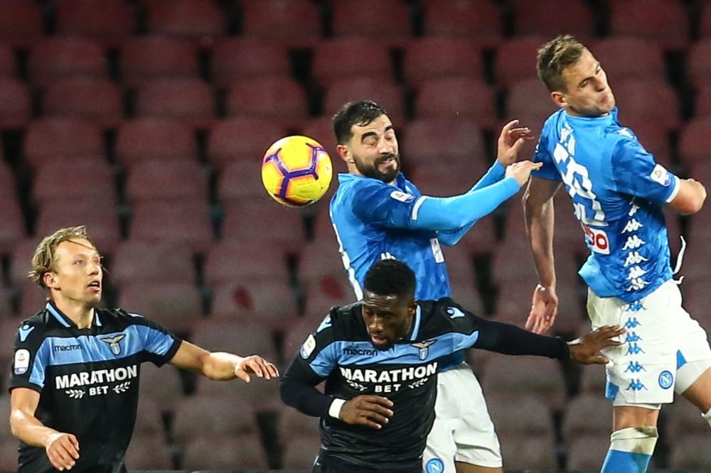 ميلان ونابولي الليلة في مباراة قوية ومثيرة بالدوري الإيطالي