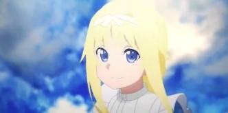 Sword Art Online 3: Alicization – Episódio 19