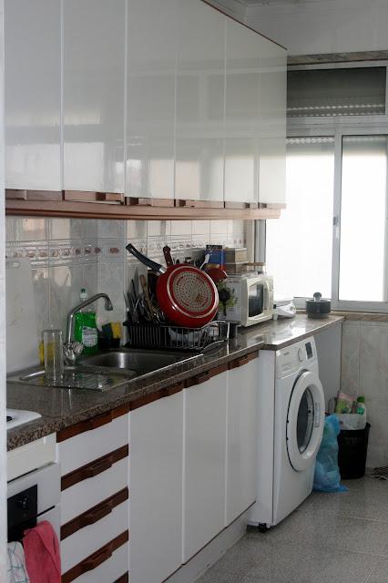 armário cozinha branco