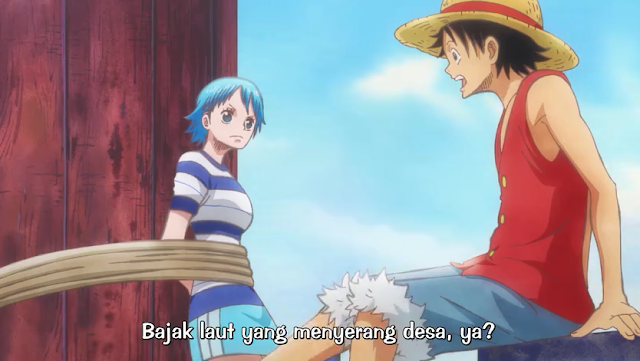 One Piece Episode 907 Subtitle Indonesia