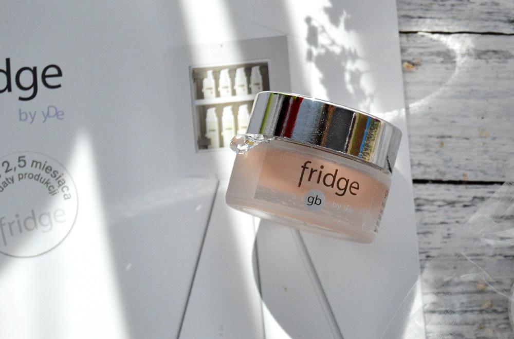 O cudownym, kremowym rozświetlaczu Fridge by yDe