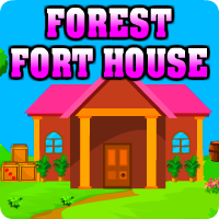 AvmGames Forest Fort House Escape