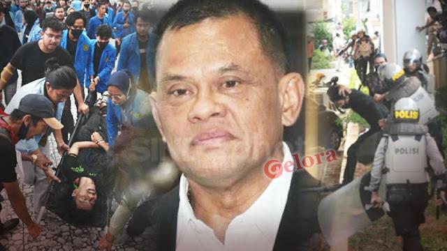 Jenderal Gatot Buka Pendampingan Hukum Pedemo Korban Kekerasan Aparat