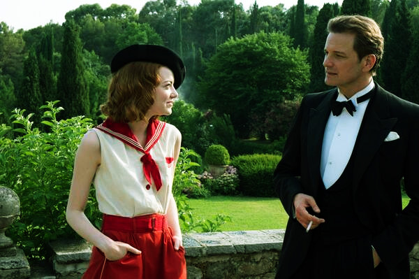 Film Magic In The Moonlight 2014 (Colin Firth, Emma Stone)