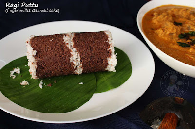 RAGI PUTTU RECIPE PERFECT PUTTU