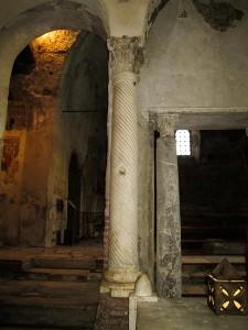 basilica paleocristiana di cimitile voluto da Paolino da Nola