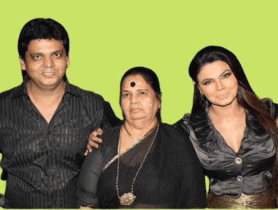 Rakhi Sawant Family