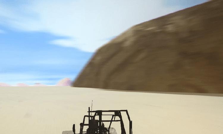 تحميل لعبة buggy rider unlimited