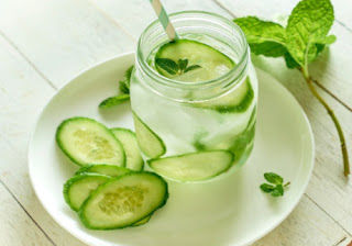 Hydrating Foods for Dry skin