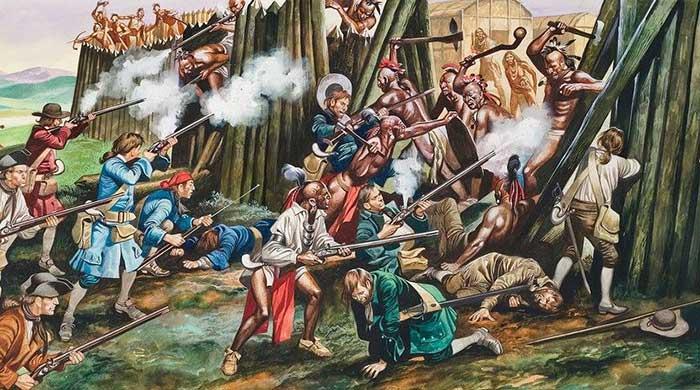 Perang Pequot