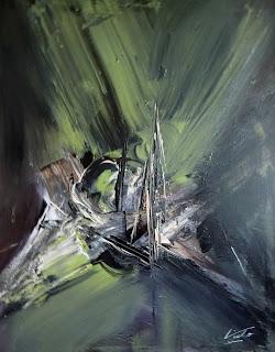 Manuel Viola artista aragonés expresionista