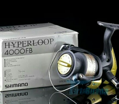 Reel Shimano Hyperloop 4000 FB