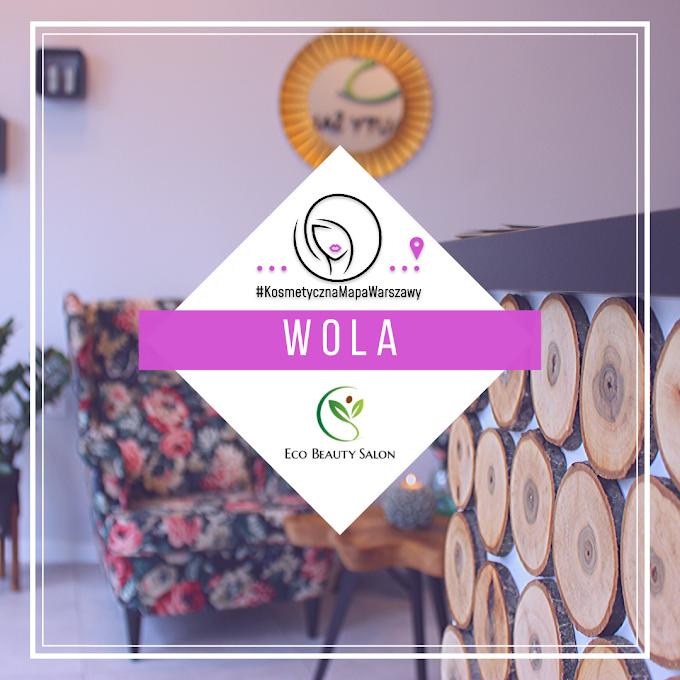 Eco Beauty Salon - Ekologiczny salon kosmetyczny na Woli
