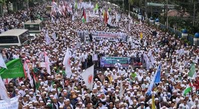 Jelang Aksi Bela Islam Terbesar Pada 19 April, Istana Makin Frustasi Hadapi Gelombangnya