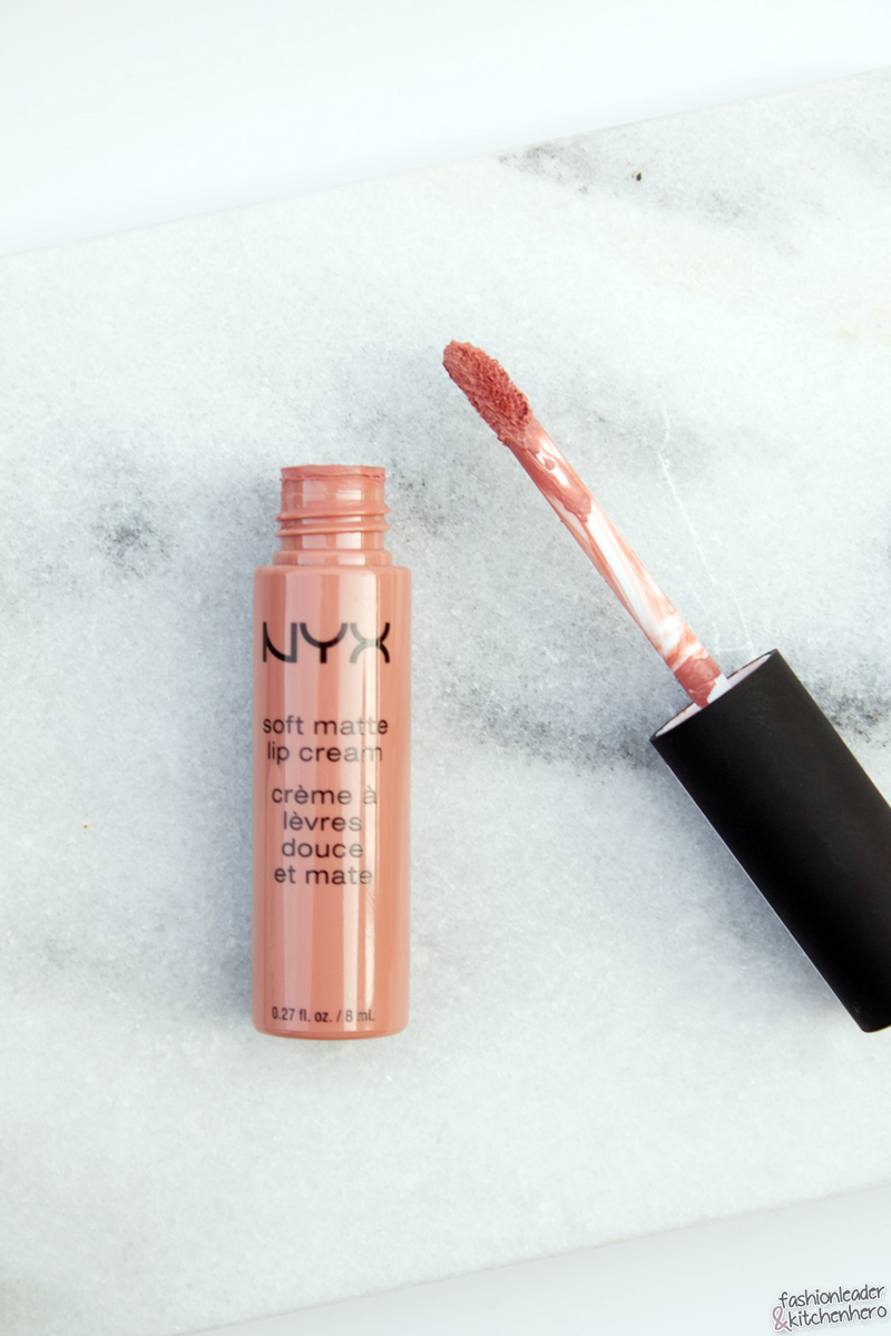NYX, NYX Cosmetics, First Impression, Make up, Look, Makeupinspiration