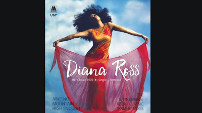 Diana Ross - Ain't No Mountain High Enough (StoneBridge Retro Classic Radio)