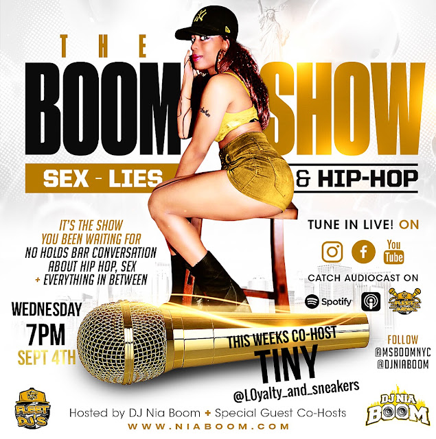 DJ Nia Boom