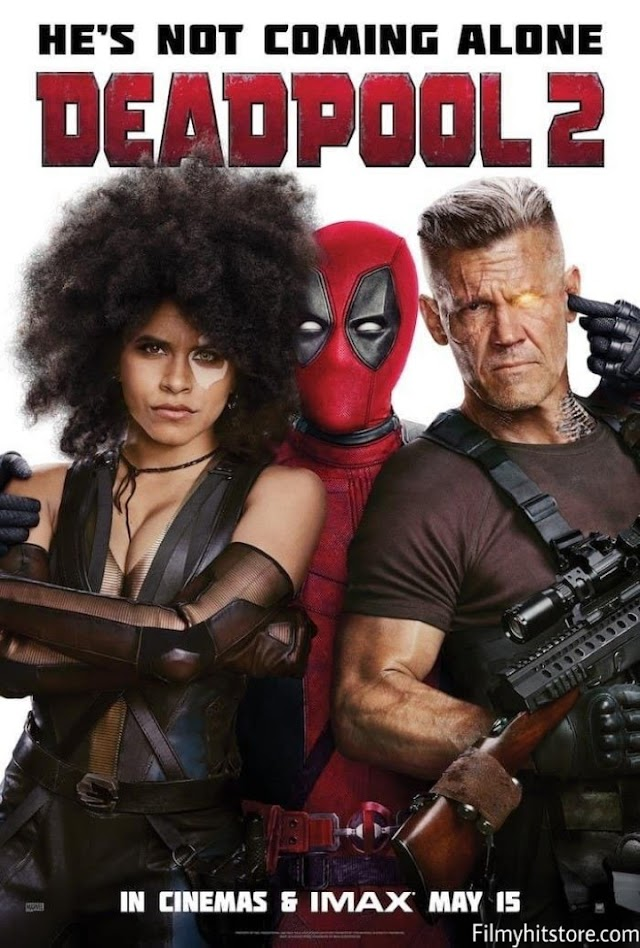 Deadpool 2 in Hindi Full Movie HD Download Filmyzilla