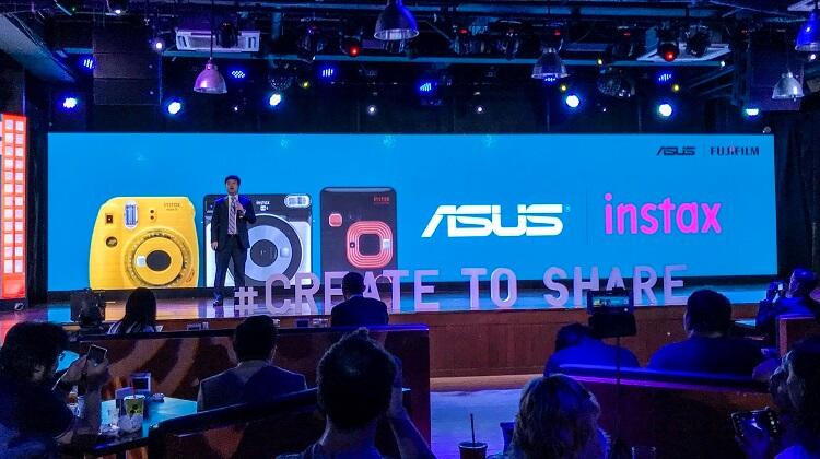 ASUS, Fujifilm Announce Share 2019 Bundles