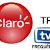 MUDANÇA DE CANAIS NOS TPS DA CLARO STARONE C2/C4 70W - 16/06/2016