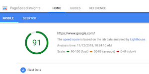 How to Improve Website Page Speed Test In Google Pagespeed Insights