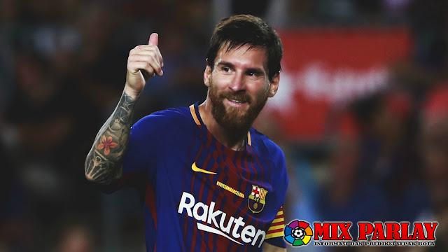Pemain Baru Barcelona Antoine Griezmann Bangga Dengan Pujian Dari Messi